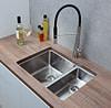 CDA sink in kitchen working