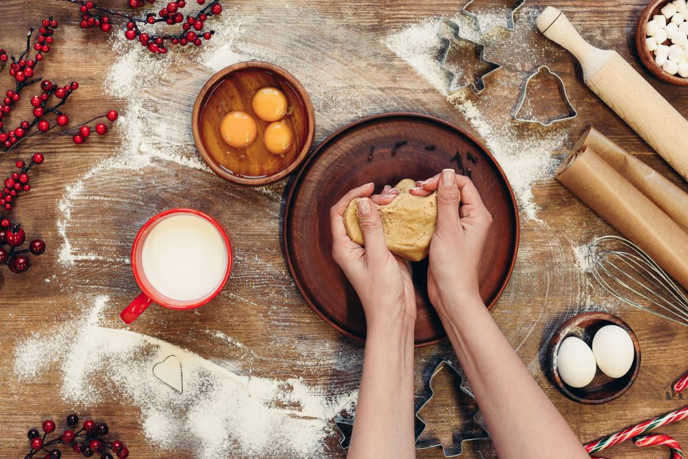 Christmas Baking - CDA