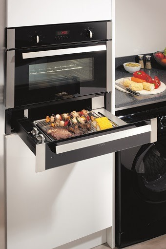 Grill drawer 1